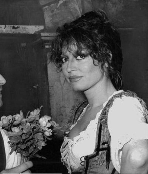 Triste annuncio per la morte di Alida Chelli