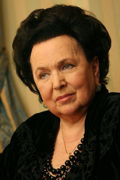 Galina Vishnevskaja