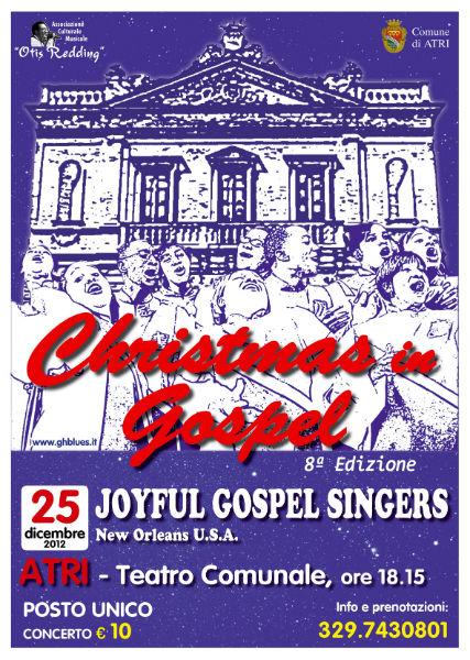 Locandina Gospel 2012 B-w600-h600