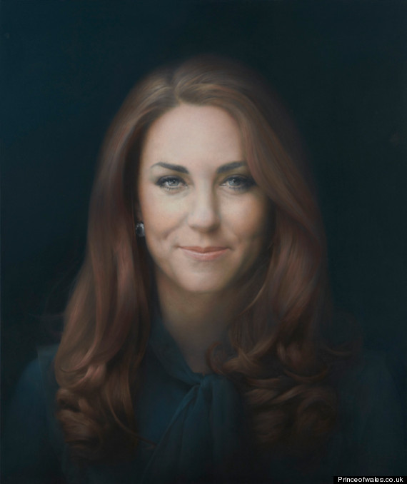 Kate Middleton, primo ritratto ufficiale in mostra al National Portrait Gallery di Londra