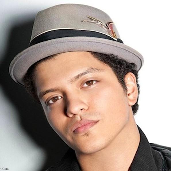 Bruno Mars, unica tappa italiana del tour mondiale in ottobre