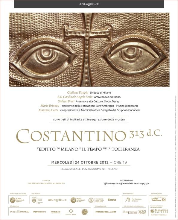 Costantino 313 d.C.