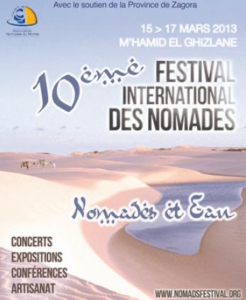 Festival Internazionale dei Nomadi, rendez-vous per gli amanti del nomadismo e del deserto a M'Hamid El Ghizane