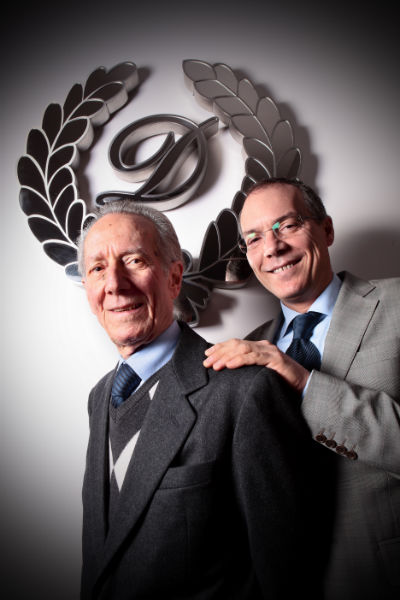 Intervista di Marius Creati a Don Alfredo e Emidio De Florentiis, nota famiglia di impresari funebri