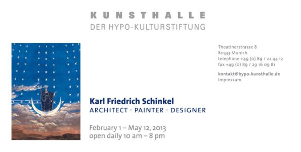 Karl Friedrich Schinkel kunsthalle