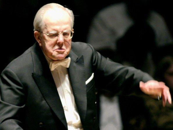Wolfgang Sawallisch, muore uno dei più grandi direttori d'orchestra europei