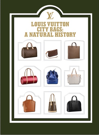 Louis Vuitton- City Bags