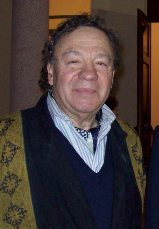 Il maestro Giorgio Mattioli a colloquio con Marius Creati