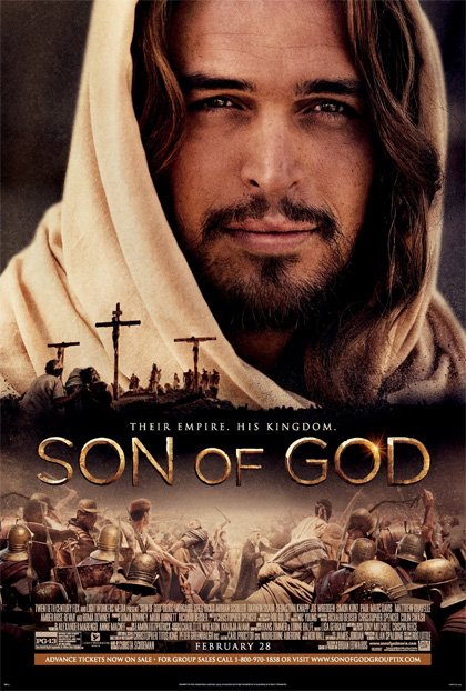 locandina Son Of God