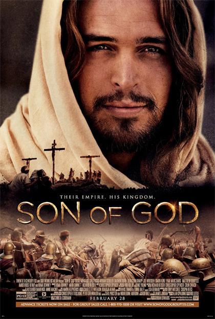 locandina Son Of God