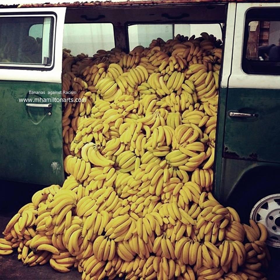 Bananas against Racism