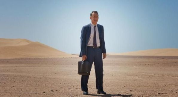 Tom Hanks in Marocco