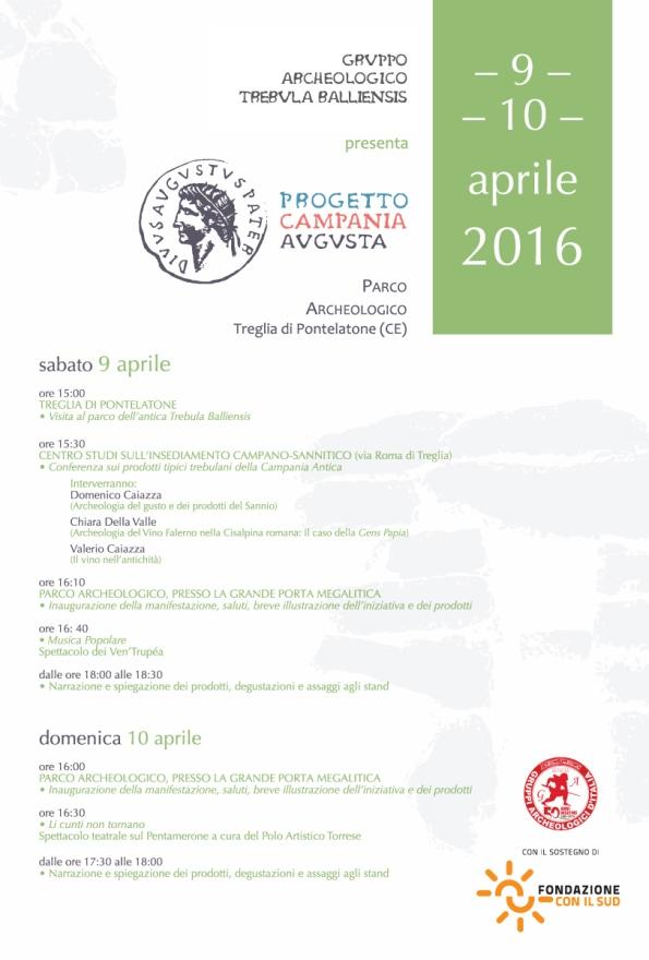 Campania-Augusta-Parco-Archeologico-Antica-Trebula-Balliensis LOC