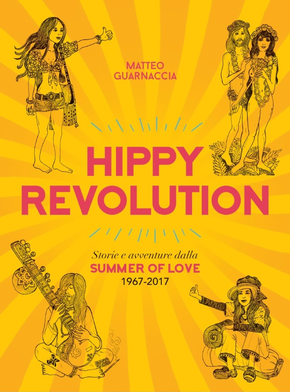 Cover Hippy Revolution