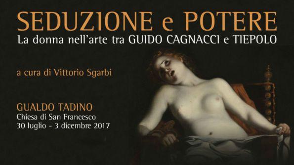 Seduzione e Potere - Vittorio Sgarbi | Gualdo Tadino lapromenadecult-w900-h900