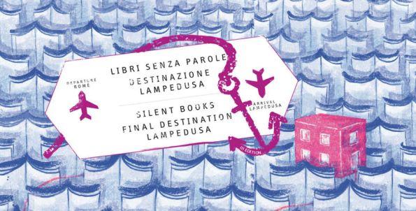 LIBRI SENZA PAROLE. DESTINAZIONE LAMPEDUSA-w900-h900
