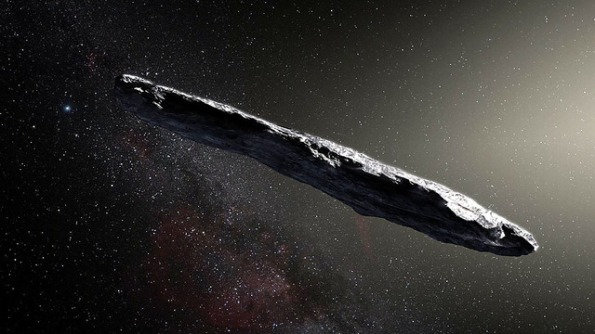 Oumuamua: first observed interstellar visitor