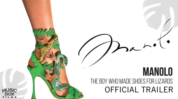 Manolo- The Boy Who Made Shoes for Lizards