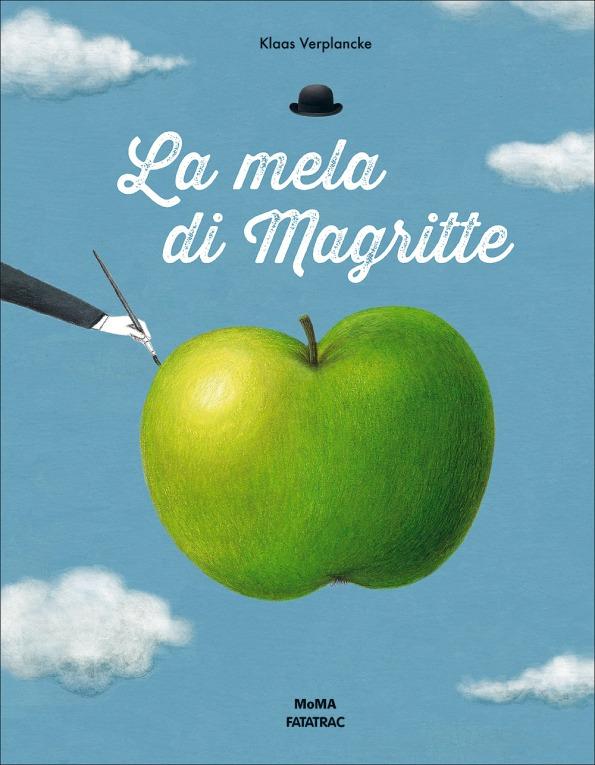 La mela di Magritte, libro di Klaas Verplanke