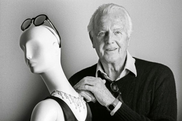 Hubert de Givenchy Paris 1998