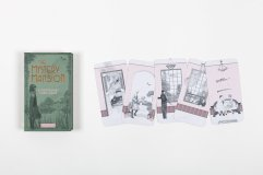 The Mystery Mansion- Storytelling Card Game1