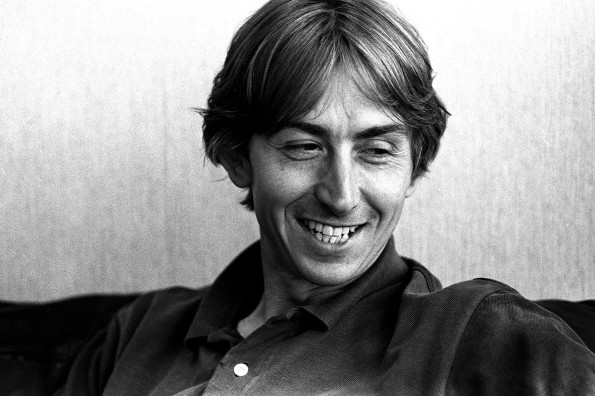 Talk Talk Singer Mark Hollis London 1990