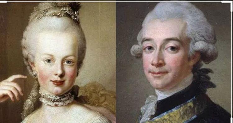 Maria Antonietta e del conte Fersen1
